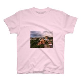 タイ奉仕 T-shirts