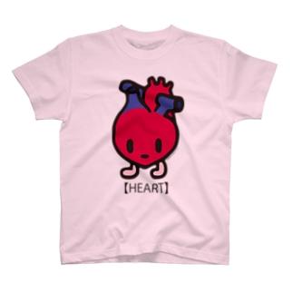 ゴゾーロッパーズ【HEART】 T-shirts