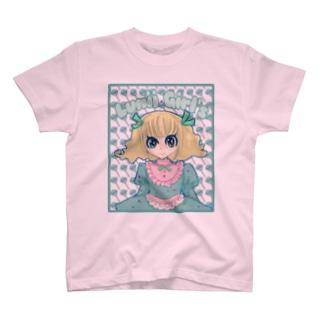 Luniipopちゃん T-shirts
