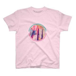 FIRST♡NOP. T-shirts