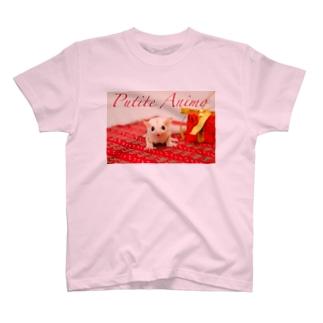 プティ アニモー シャツ T-shirts