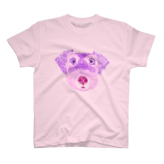 NIKORASU GOのゆめかわいいイヌ T-Shirt