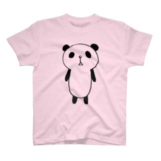 パンダ♪PANDA♪ T-shirts