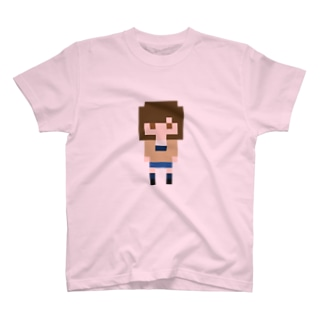 PixelGirl - megumi T-shirts