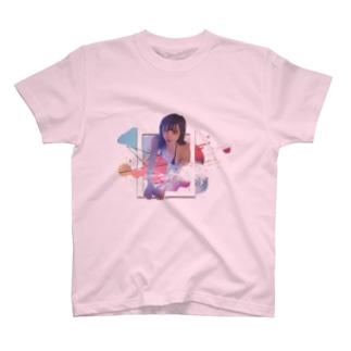 かえでGraph T-shirts