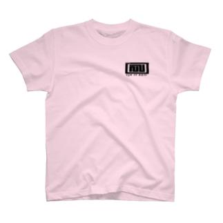 風間水産カクハチロゴ×さかな商 T-shirts