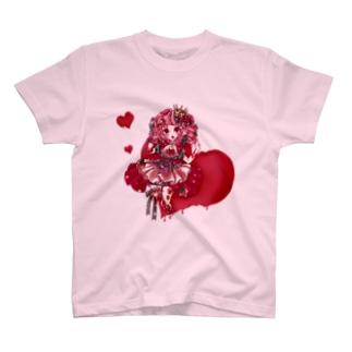 いちご女王1 T-shirts