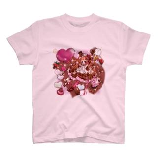 チョコレートフォンデュ T-shirts