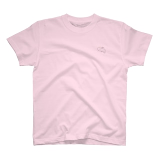 ナミノウエの召されくじら T-shirts