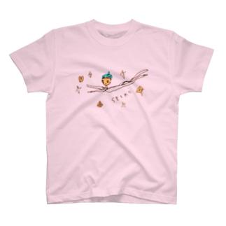 「セイコッチフライ」TEE T-shirts