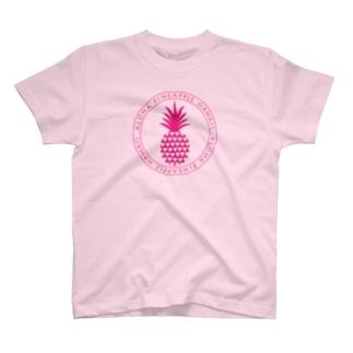 パイナップル 23(heart) T-shirts