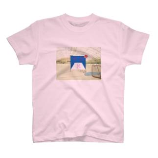 FRR(英語ロゴのみ+写真ver.) T-shirts