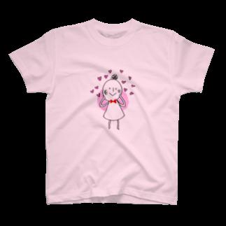 gnoの照れちゃうまち子さん T-shirts