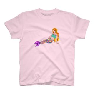 人魚姫。 T-shirts