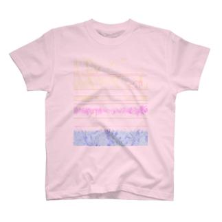 ↑と↓ T-shirts