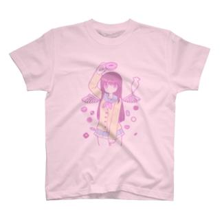 お菓子な天使 T-shirts