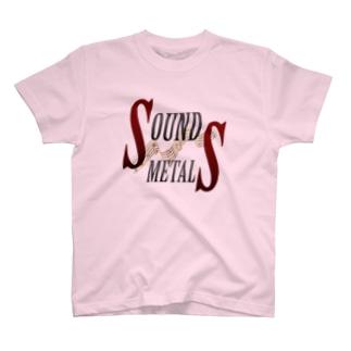 SOUNDMETALS T-shirts