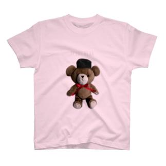 かわいい くまさん T-shirts