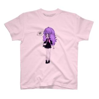 もち粉のoui♡ T-shirts