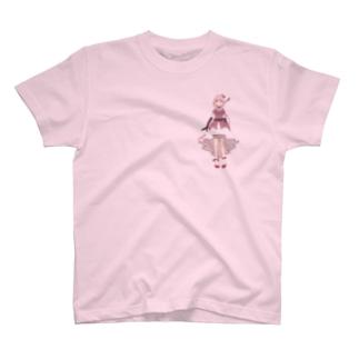 飛弾せりなTシャツです T-shirts