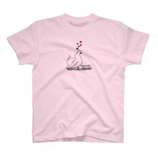 ウコケイさん T-shirts
