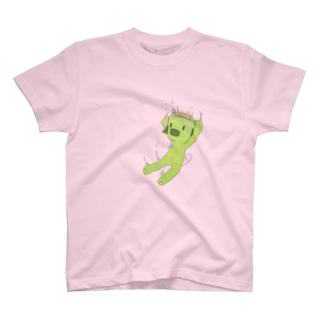 えめ豚(シンプル) T-shirts