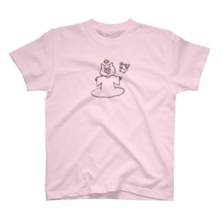 神トコトン T-shirts