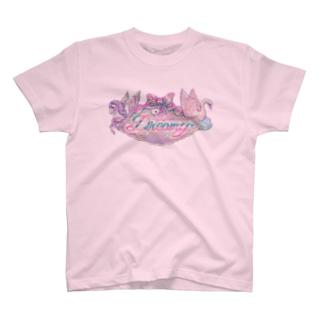 ドリーミィ・リスタート! T-shirts