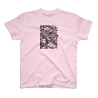 パワーストーン T-shirts