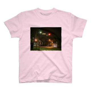 夜光 T-shirts