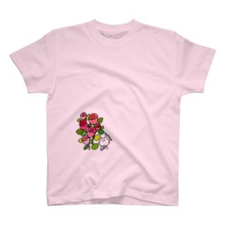 ばらねこ T-shirts