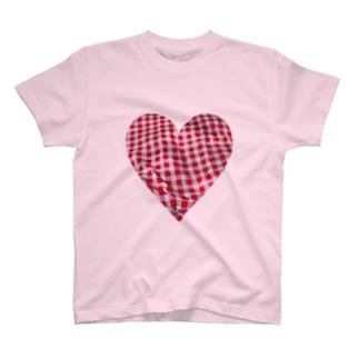 布団カバーの柄 T-shirts