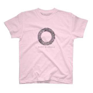 Maru ⭕ Mandala 豊 T-shirts