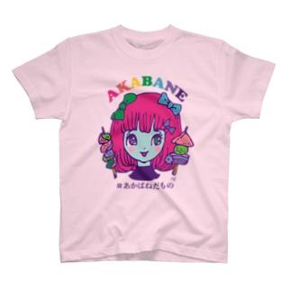 赤羽バネ子ゾンビ編 T-shirts