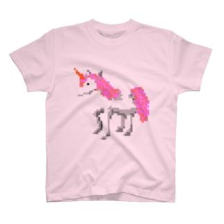 夢見るユニコーン T-shirts