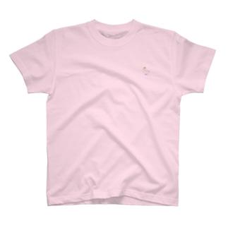 ドードー 夏 ワンポイント T-shirts