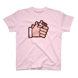 さんかく印 T-shirts