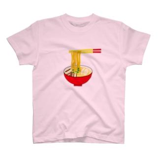 沖縄そば T-shirts