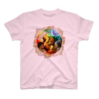 DANCING HERO 01 T-shirts