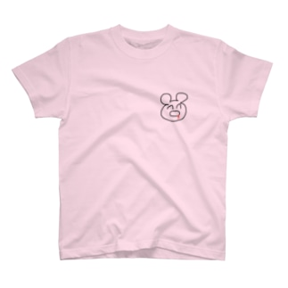 吐血くまちゃん T-shirts