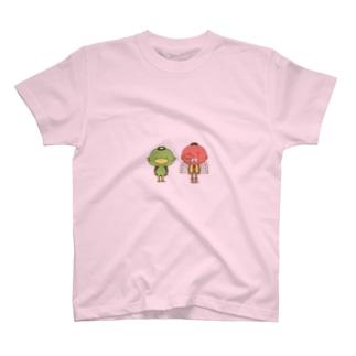 天狗とかっぱ T-Shirt
