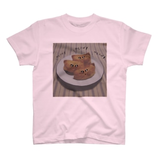 ねこいなり T-shirts