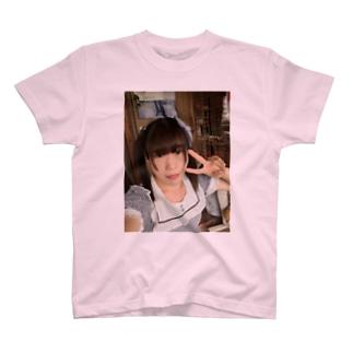 まほちのグッズ T-shirts