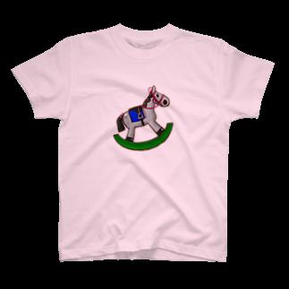 oguogu牧場SUZURI店のMOKUHINBA T-shirts