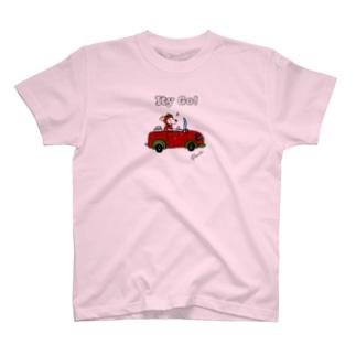 Ity go! いてぃごちゃん T-shirts