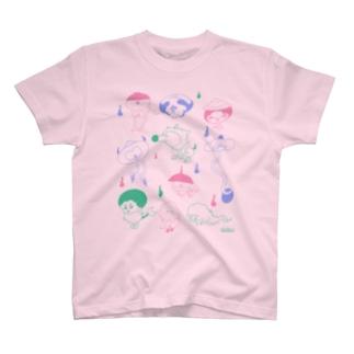 かわいい妖怪 T-shirts