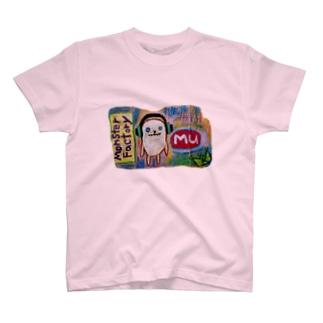モンスター工場🏭ミュー T-shirts