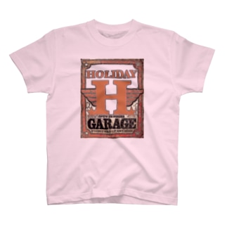 HOLIDAY GARAGE T-shirts