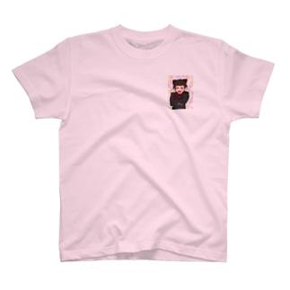 かんにゃんにゃん T-shirts