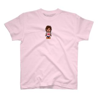まき&あいりコラボ T-shirts